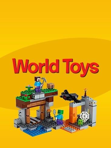 WorldToys - karta podarunkowa 149,99 PLN